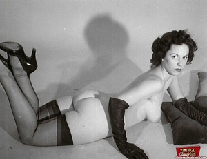 Perfect hairy pussy. Several fifties lad - XXX Dessert - Picture 3