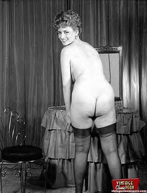 Perfect hairy pussy. Several fifties lad - XXX Dessert - Picture 5
