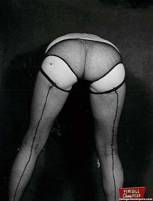 Perfect hairy pussy. Several fifties lad - XXX Dessert - Picture 7