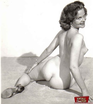 Perfect hairy pussy. Several fifties lad - XXX Dessert - Picture 11