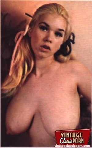 Hairy babes. Hottie from the sixties sho - XXX Dessert - Picture 4