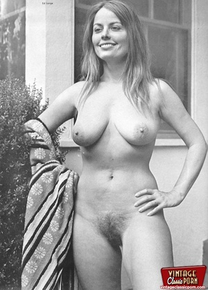 Hairy pussy cuties. Diane Webber showing - XXX Dessert - Picture 4