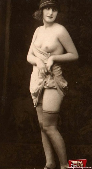 Porno hairy. Real vintage women with big - XXX Dessert - Picture 2