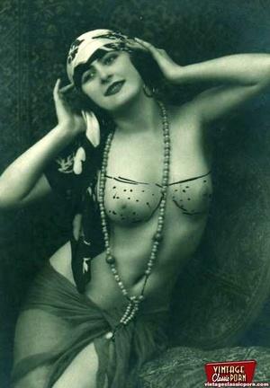 Porno hairy. Real vintage women with big - XXX Dessert - Picture 6