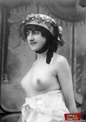 Porno hairy. Real vintage women with big - XXX Dessert - Picture 8
