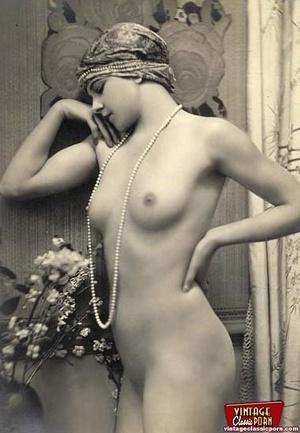 Porno hairy. Real vintage women with big - XXX Dessert - Picture 9