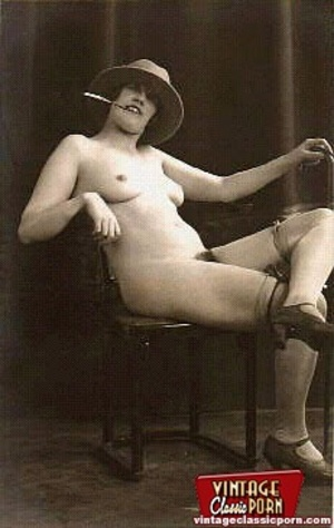 Porno hairy. Real vintage women with big - XXX Dessert - Picture 12