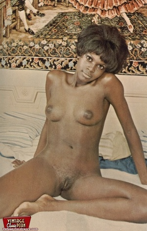Hairypussy. Black babes from the sixties - XXX Dessert - Picture 2