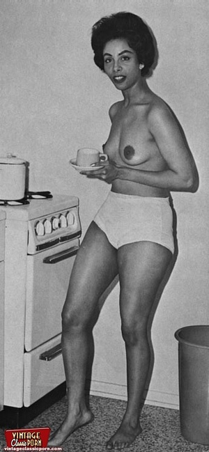 Hairypussy. Black babes from the sixties - XXX Dessert - Picture 6