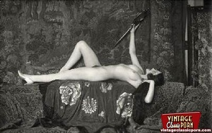 Old porn. Beautiful sexy vintage women p - XXX Dessert - Picture 8