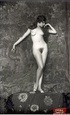 Old porn. Beautiful sexy vintage women posing nude in the thirties.