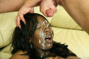 Hard fucked. Fucked black ho turned into - XXX Dessert - Picture 14
