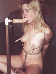 Bondage sex. Forced to take it all the way. - Unique Bondage - Pic 3