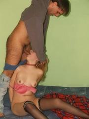 Bondage sex. Amateur Tied 7 - Unique Bondage - Pic 1