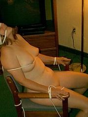 Bondage galleries. Amateur Tied 7 - Unique Bondage - Pic 4