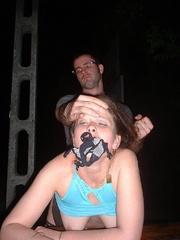 Slave porn. Amateur Tied 7 - Unique Bondage - Pic 1