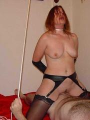 Slave porn. Amateur Tied 7 - Unique Bondage - Pic 3