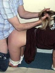 Slave porn. Amateur Tied 7 - Unique Bondage - Pic 7