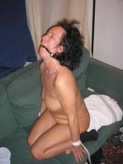 Slave porn. Amateur Tied 7 - Unique Bondage - Pic 11