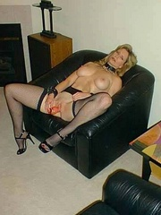 Bdsm xxx. Housewife made to pay for her - Unique Bondage - Pic 1