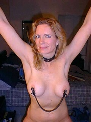 Bdsm xxx. Housewife made to pay for her - Unique Bondage - Pic 8