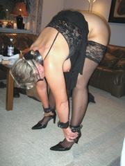 Bdsm porn. Mature bondage slut. - Unique Bondage - Pic 3