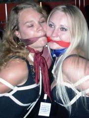 Bdsm sex. Beautiful babes. - Unique Bondage - Pic 5