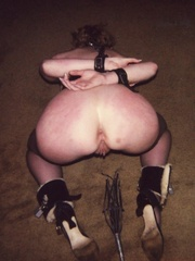 Slave girls. Hot wives and girlfriends bound - Unique Bondage - Pic 9