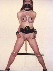 Slave girls. Hot wives and girlfriends bound - Unique Bondage - Pic 10