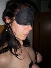 Bdsm xxx. Naughty housewife gets bound - Unique Bondage - Pic 7