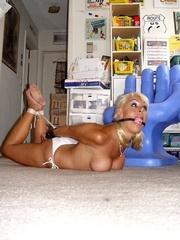 Bondage sex. Amateurs tamed. - Unique Bondage - Pic 9