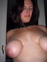 Bdsm girls. House wife tied blowjob. - Unique Bondage - Pic 5