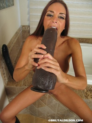 Sex fisting. Cheyenne Uses A Brown Anal  - XXX Dessert - Picture 11