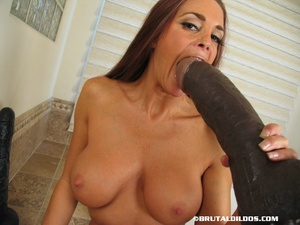 Sex fisting. Cheyenne Uses A Brown Anal  - XXX Dessert - Picture 14