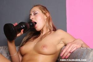 Adult toys xxx. Mercedes bangs her twat  - XXX Dessert - Picture 14