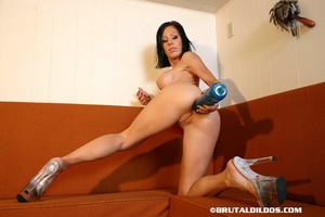 Adult toys porn. Kream anal dildo squirt - XXX Dessert - Picture 1