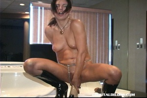 Sex fisting. Shiny White Ass To Mouth Br - XXX Dessert - Picture 8