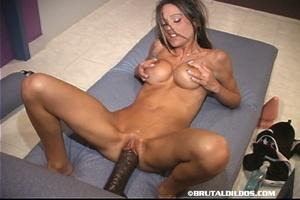 Fisting fucking. Sexy Chick Fucks A Brut - XXX Dessert - Picture 8
