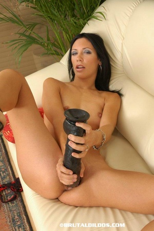 Sex fisting. Marty fucked by huge dildo. - XXX Dessert - Picture 2