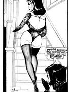Sado comic. Evening of unusual entertainment.