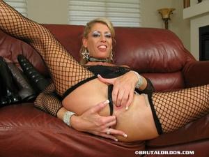 Sex toys porn. Chelsea stuffs her ass wi - XXX Dessert - Picture 2