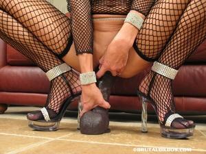 Sex toys porn. Chelsea stuffs her ass wi - XXX Dessert - Picture 10