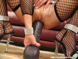 Sex toys porn. Chelsea stuffs her ass wi - XXX Dessert - Picture 11
