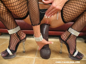 Sex toys porn. Chelsea stuffs her ass wi - XXX Dessert - Picture 12