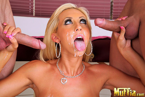 Big dick monsters. Jessica lynn takes tw - XXX Dessert - Picture 12