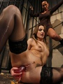 Femdom porn. Andy Brown and Mandy Bright - Picture 7
