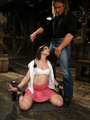 Bdsm. Bobbi Starr is fucked in - Picture 1