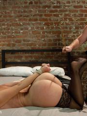Bondage girls. Adulteress blackmailed and - Unique Bondage - Pic 10