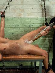 Bondage girls. Struggling girl overpowered, - Unique Bondage - Pic 12