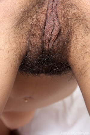Hairy pussy. She's keeping the bed warm  - XXX Dessert - Picture 10